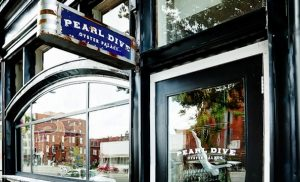 "New Chef Austin Ginsberg is Serving ""Pig Cake"" at Pearl Dive"