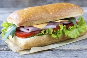 New Jersey Man Accused of Throwing Sandwich in Fairfax While Drunk