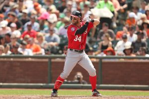 Congress Should Build a Monument for National League MVP Bryce Harper