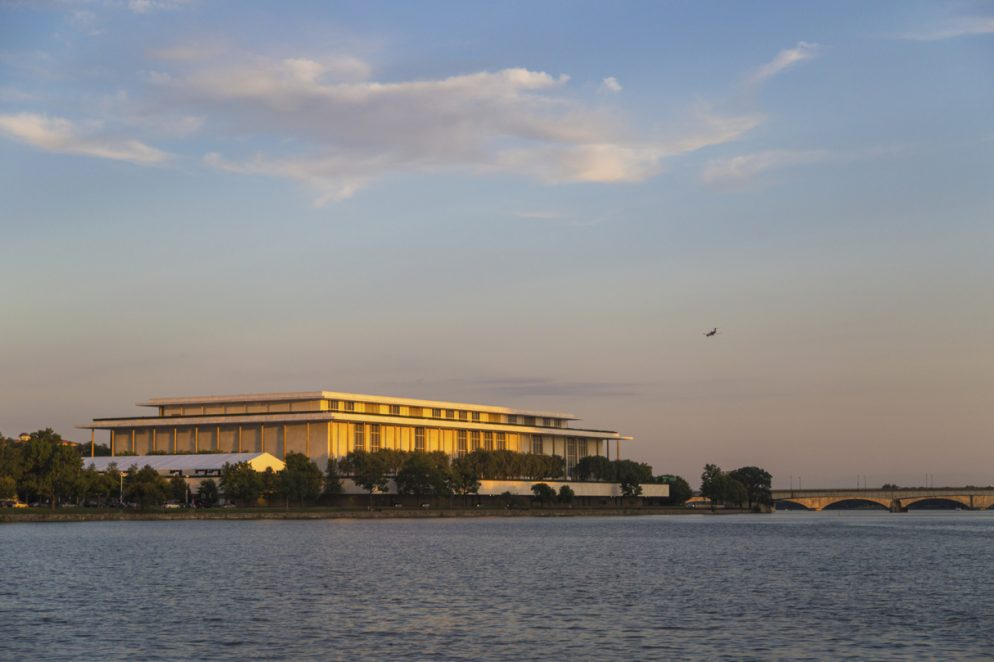 """The Kennedy Center Might Finally Use Its """"Theater Lab"""" as an Actual Lab. About Time."""