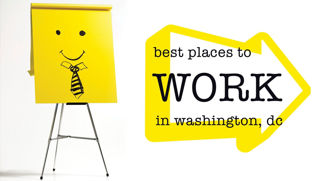 The Best Places to Work in Washington, DC