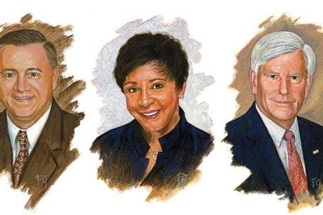 The 2015 Washington Business Hall of Fame
