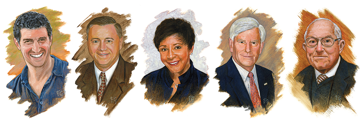 The 2015 Washington Business Hall of Fame