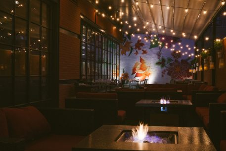 Cozy Outdoor Bars Where You Can Drink Outside All Winter