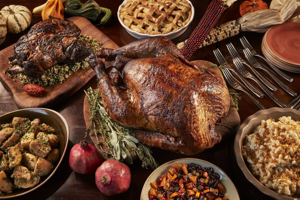 A Last-Minute Guide to Thanksgiving Dining Around DC