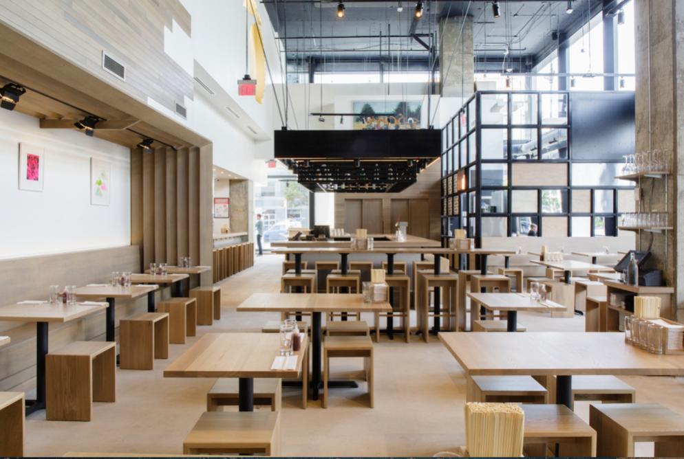 Momofuku Is Now Open for Weekday Lunch
