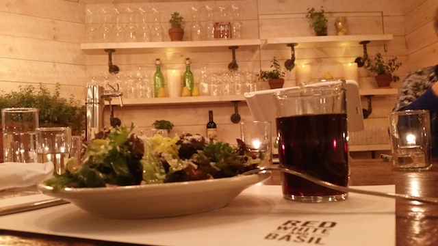 An Inexpensive Pasta Bar Opens in Adams Morgan: Red White and Basil