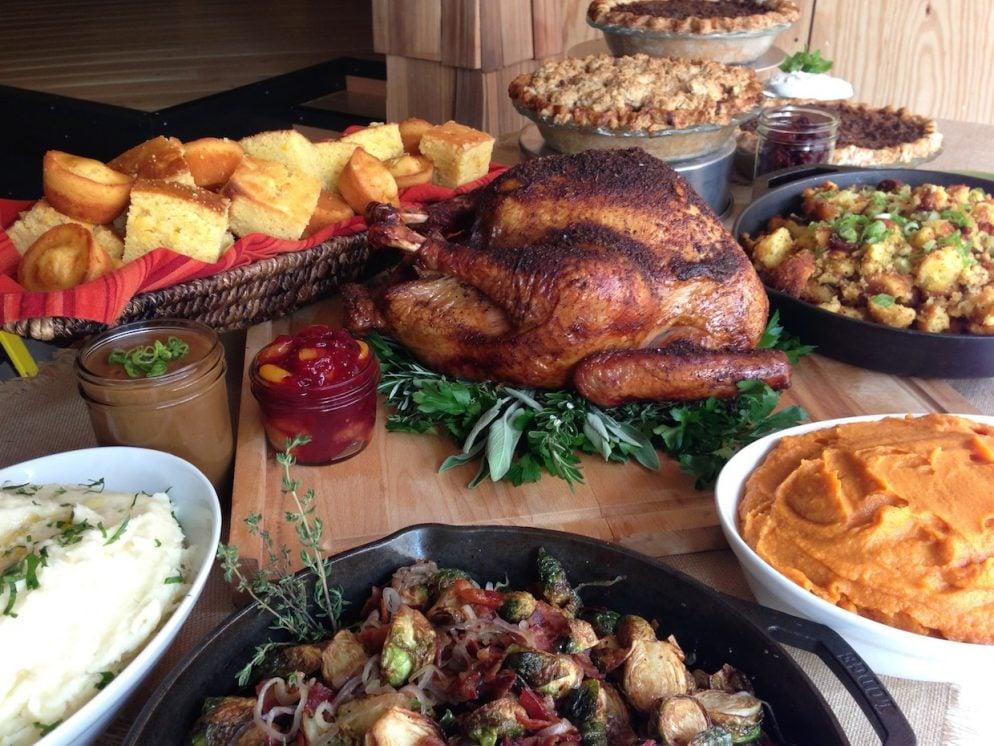 Turkey To-Go: Great Thanksgiving Takeout Around DC