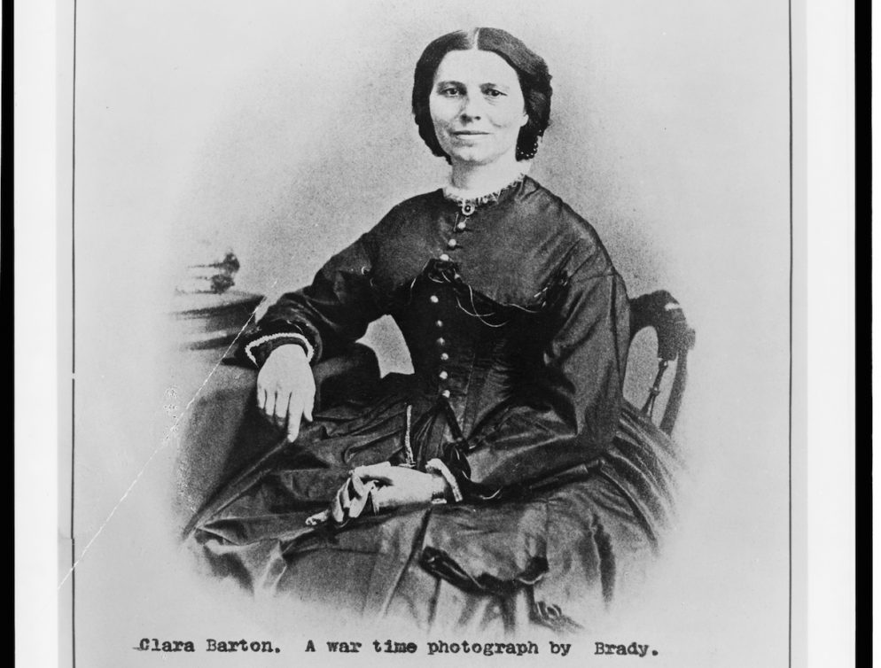 How a Government Worker Discovered Clara Barton's Missing Soldiers Office