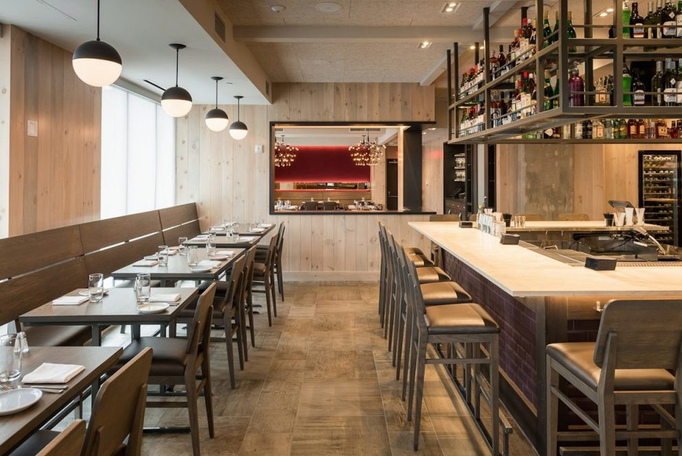 Take an Early Look Inside Shaw's Next Big Opening: Convivial
