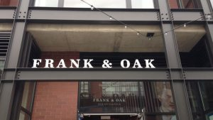 Frank & Oak Brings In-Store Shaves and Affordable Menswear to The Shay