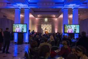 Making DC History With a Glittering Night of Awards
