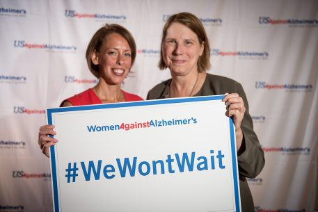Photos: Out of the Shadows Dinner Hosted by UsAgainstAlzheimer's and WomenAgainstAlzheimer's