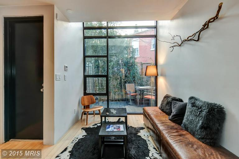 This Is the Coziest House For Sale in DC Right Now