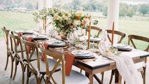 This Fall Wedding Inspiration is Everything We Want Our Thanksgiving to Look Like