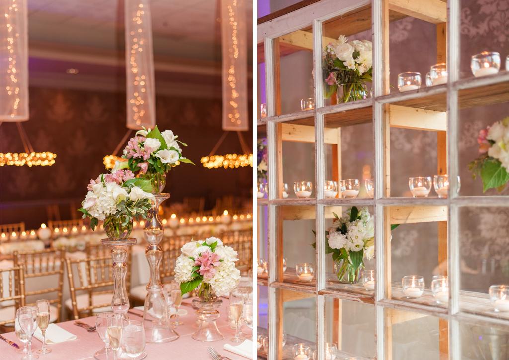 Blush Pink And Gold Eastern Shore Wedding Washingtonian