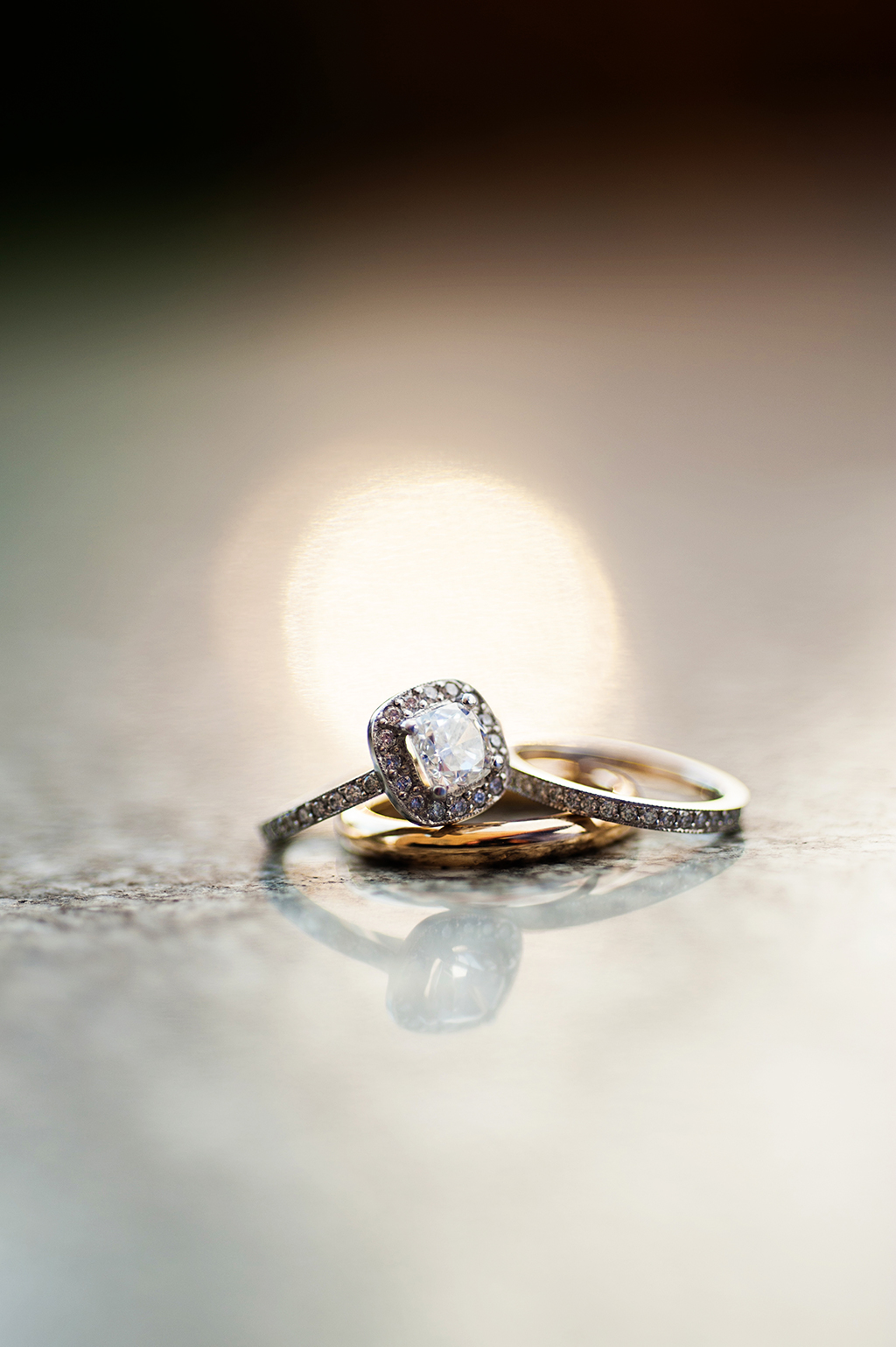 Wedding Rings Dc 61 Ideal Photo by Connor Studios