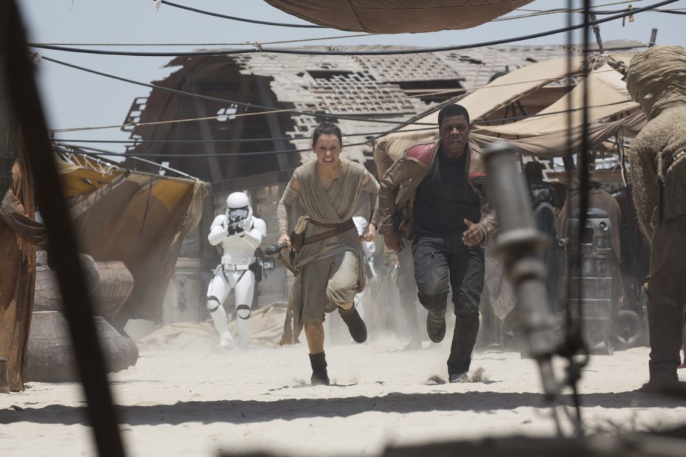 Read <em>Washingtonian</em>'s Mostly Negative Reviews of the Original <em>Star Wars</em> Trilogy