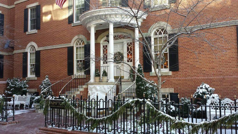 Alexandria's Morrison House Set for a Multimillion-Dollar Revamp