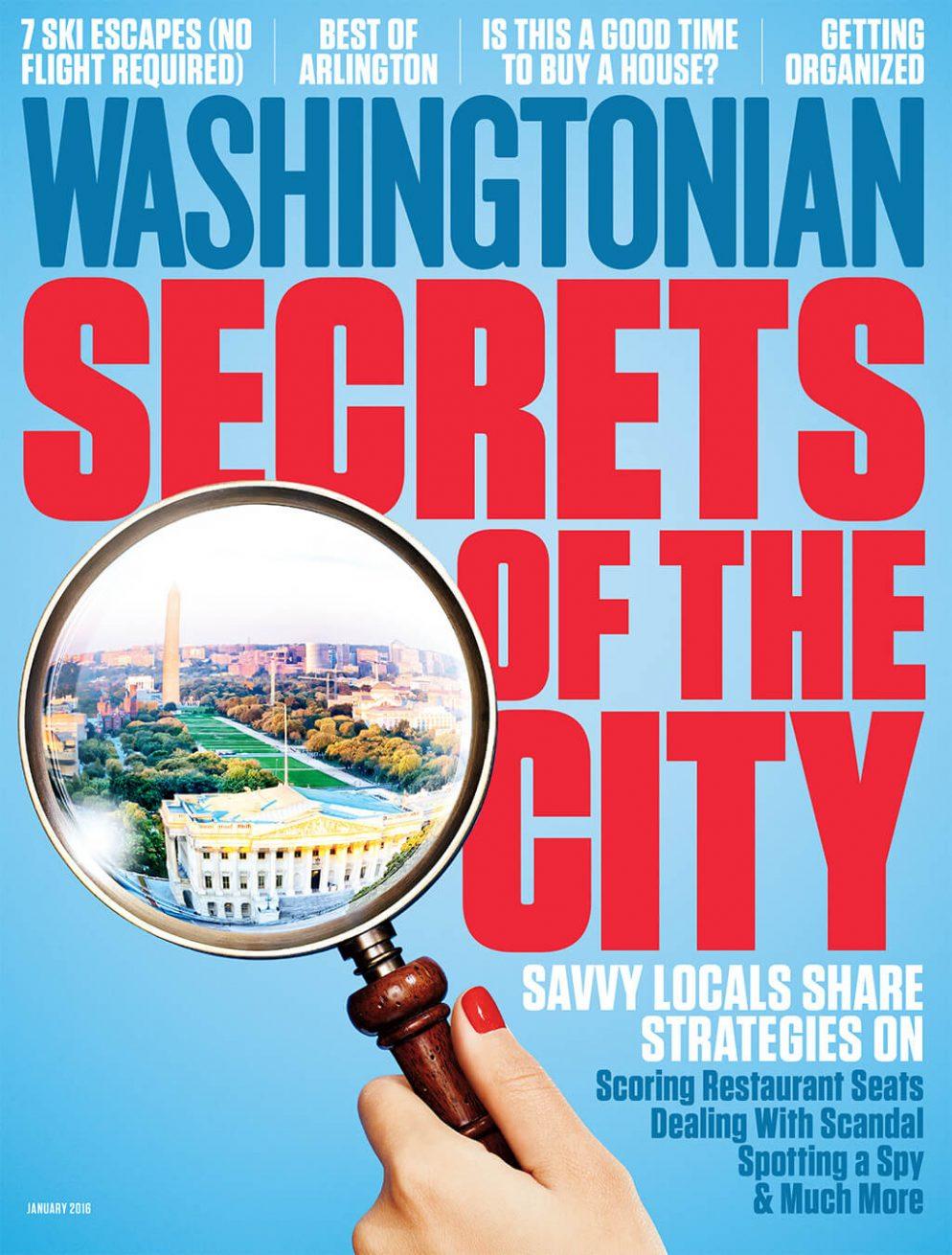 January 2016: Secrets of the City
