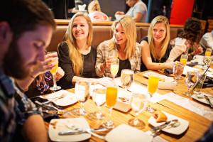 Restaurants Serving New Year's Day Brunch Around DC