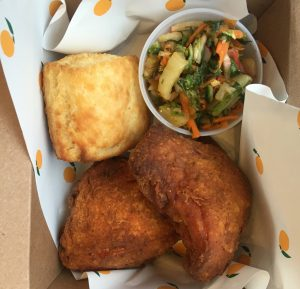 Momofuku DC Dishes Up Fried Chicken Lunches To-Go