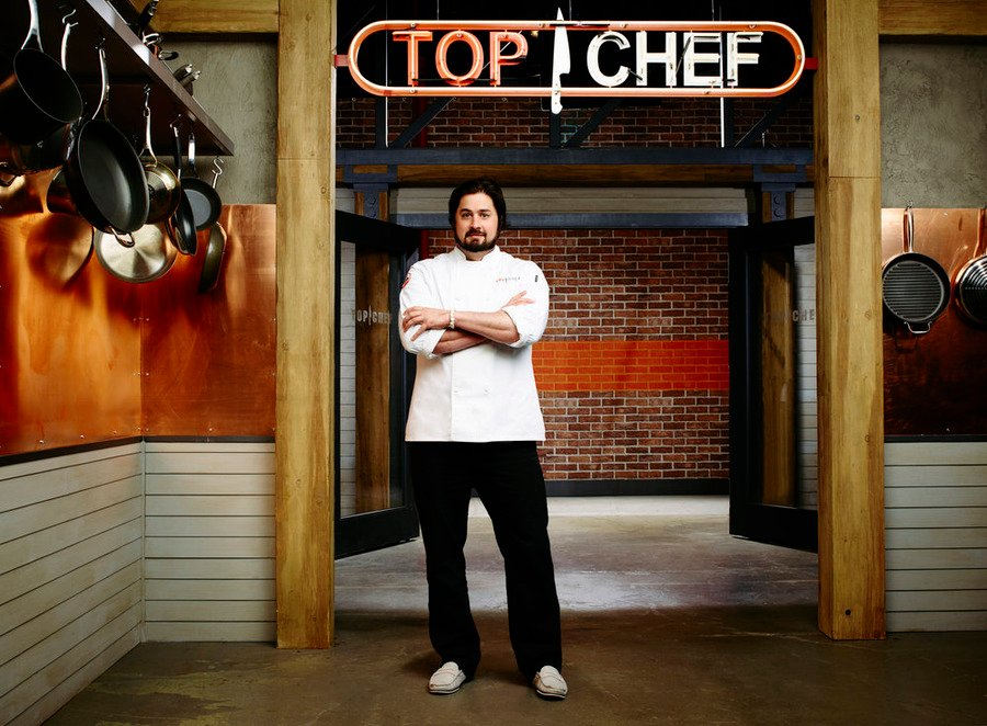 DC's Garret Fleming is the First Competitor Booted from <em>Top Chef</em> Season 13