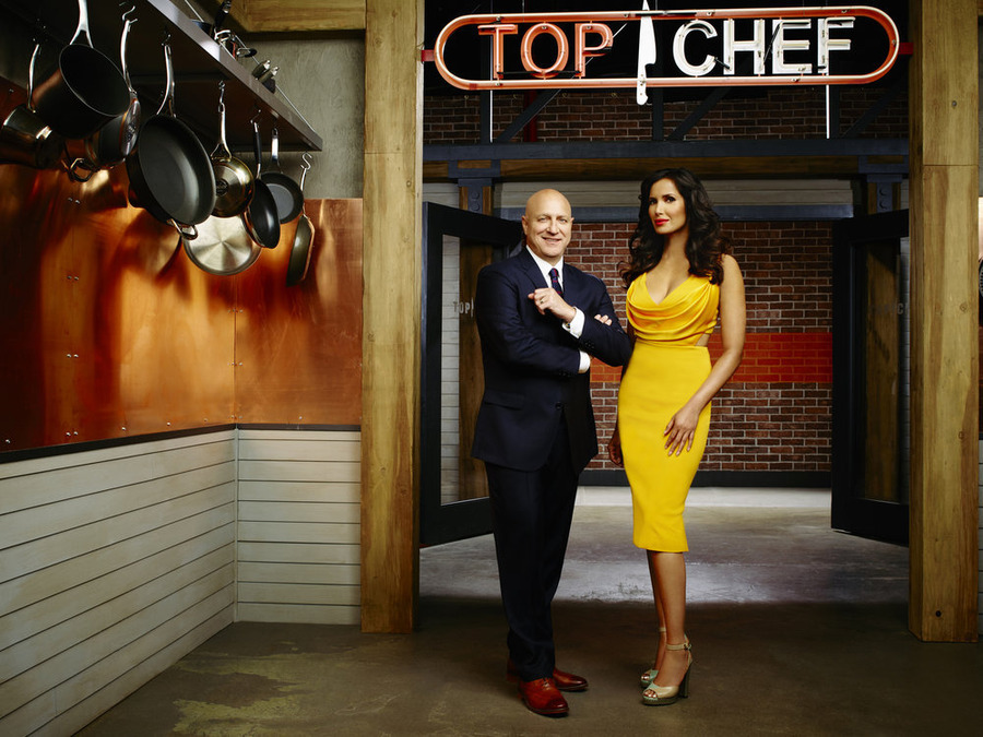 <em>Top Chef</em> Season 13 Premiers Tonight with Three DC Cheftestants