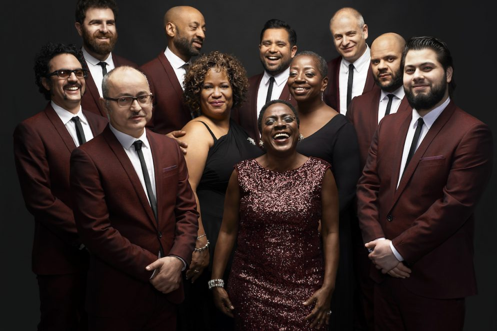 Things To Do in DC This Week December 7-9: Sharon Jones and the Dap Kings Perform at the Lincoln Theatre