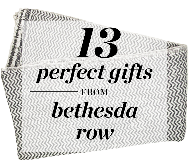 Gift Guide: 13 Perfect Gifts You Can Find at Bethesda Row