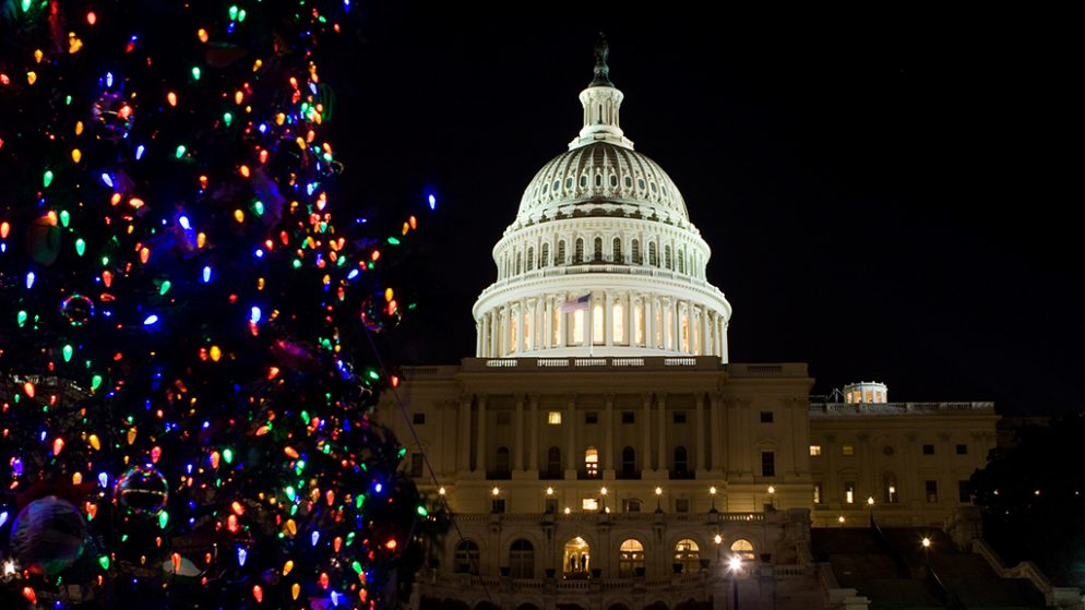 DC Is the Second Most Expensive US City for Christmas