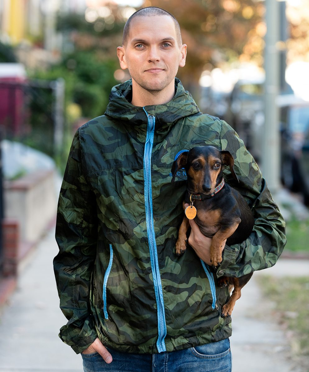 This Dog Walker Got a Job Because of Gentrification, and He Has Complicated Feelings About It