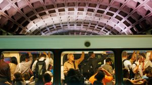 Metro Caves on Letting Riders Bail on Trains Without Paying