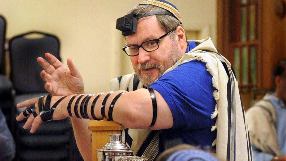 The Devastating Story of Washington's Peeping-Tom Rabbi