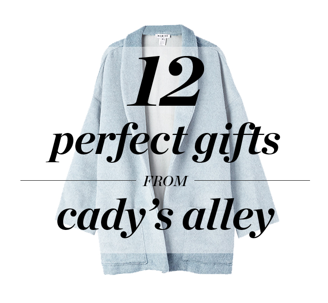 Gift Guide: 12 Perfect Gifts You Can Find in Cady's Alley