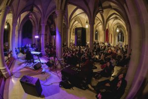 Vanessa Carlton Played a Secret Pop-Up Show at the National Cathedral