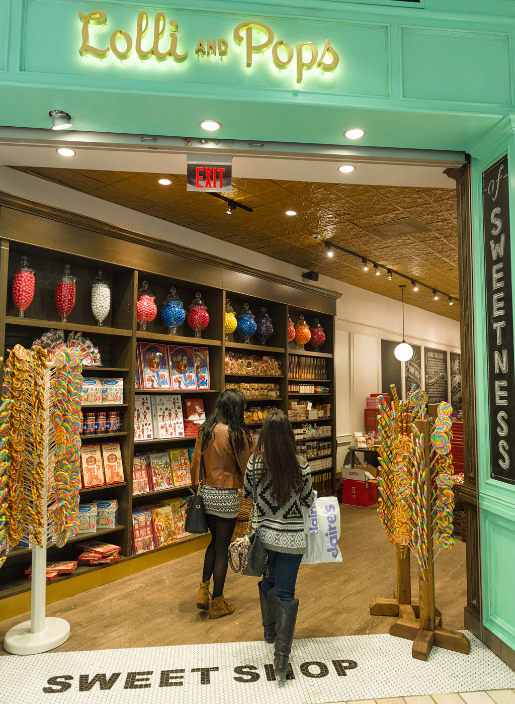 Neighborhood guide vienna and mclean washingtonian the retro candy shop lolli and pops sells treats from around the world photograph by vtopaller Images