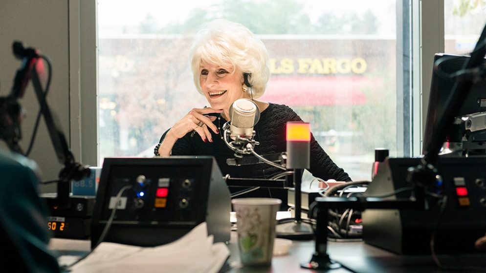 WAMU Is Testing Names For the Diane Rehm Show's Replacement