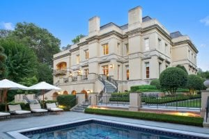 The Kuwaiti Embassy Bought This Northwest DC Mansion for  Million