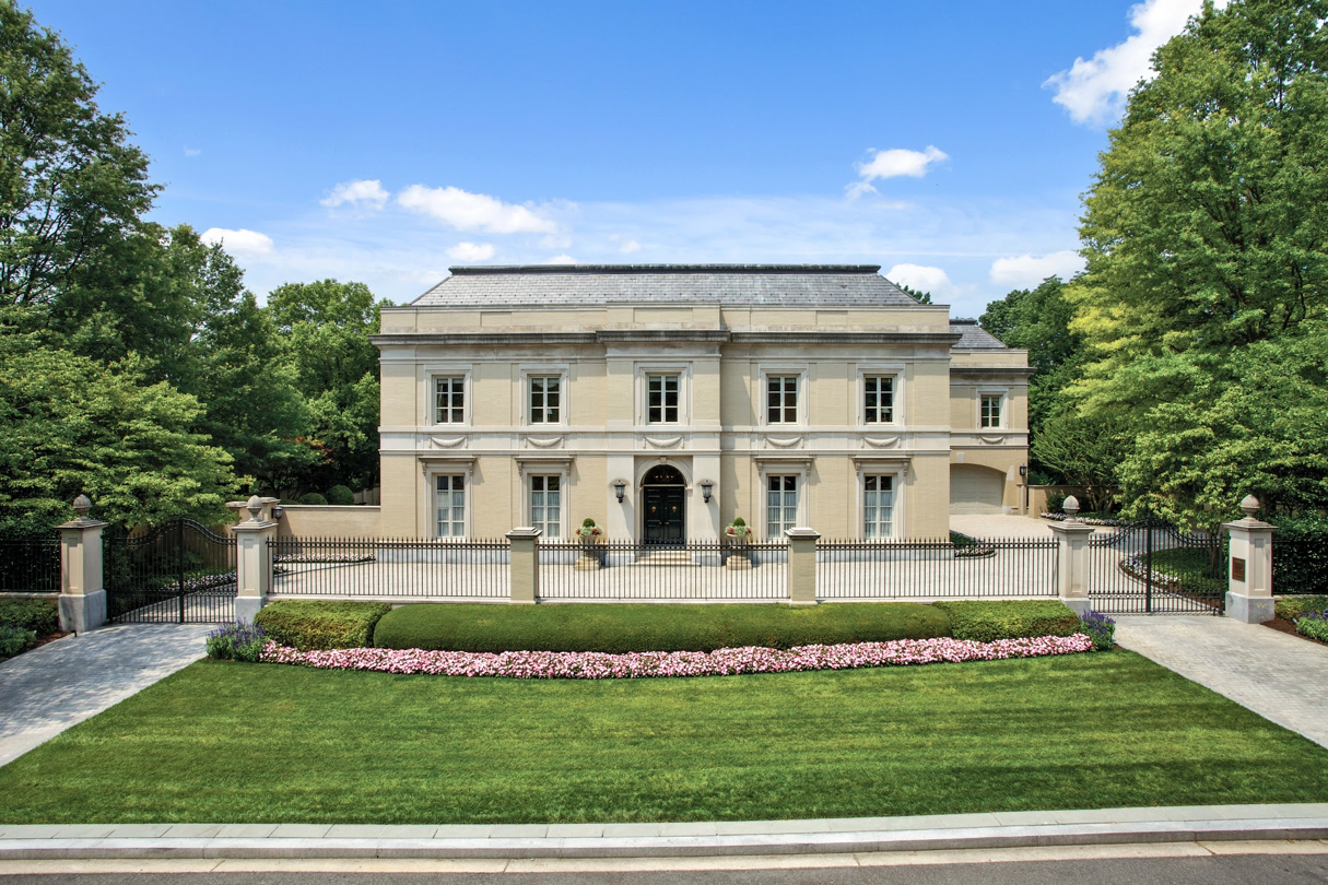 the kuwaiti embassy bought this northwest dc mansion for 18