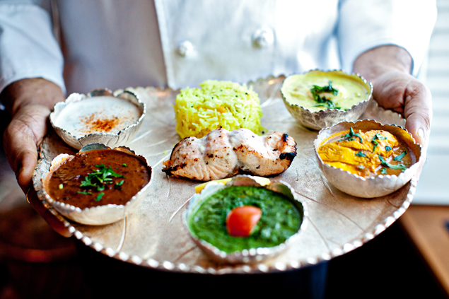 Bombay Club, a classic Washington restaurant, continues to be a RW favorite.