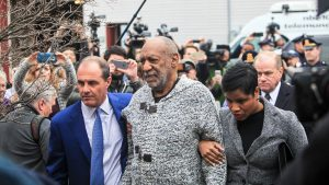 George Washington University Is Rescinding Bill Cosby's Honorary Degree