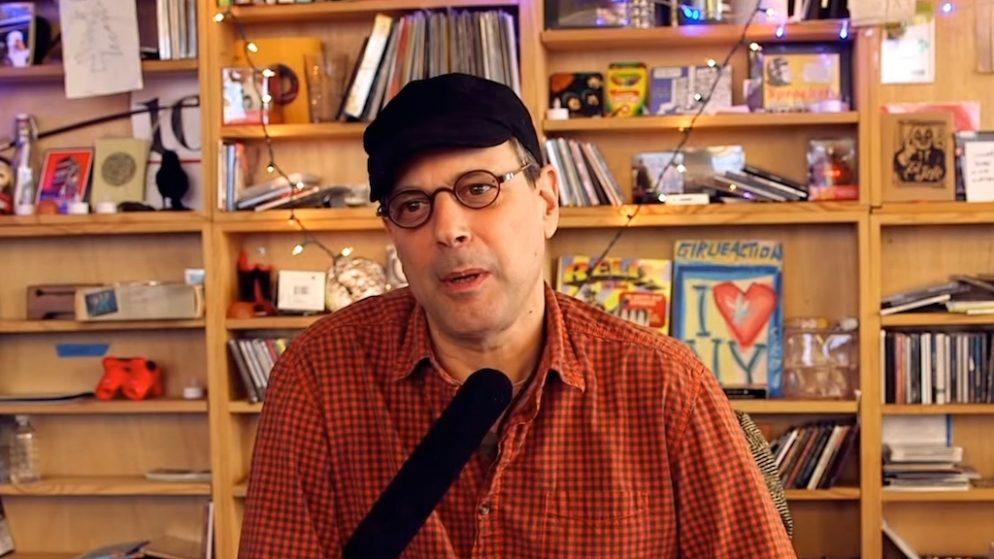 Bob Boilen npr music's bob boilen names his five favorite tiny desk concerts