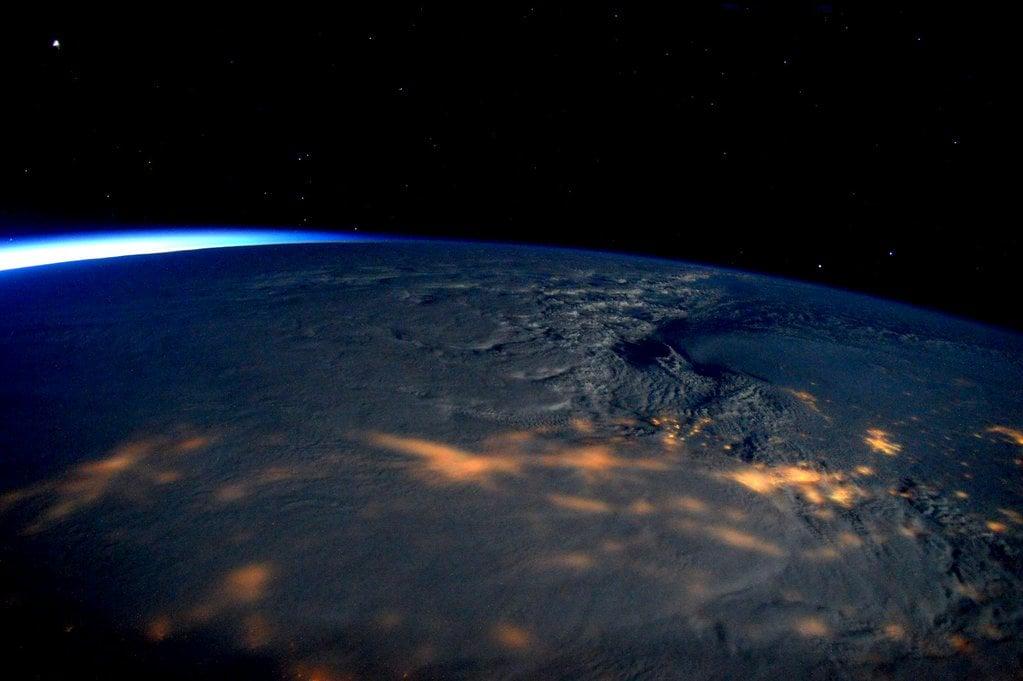 Photograph by Scott Kelly via NASA.