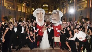 How to Bring The Nationals' Racing Presidents to Your Wedding