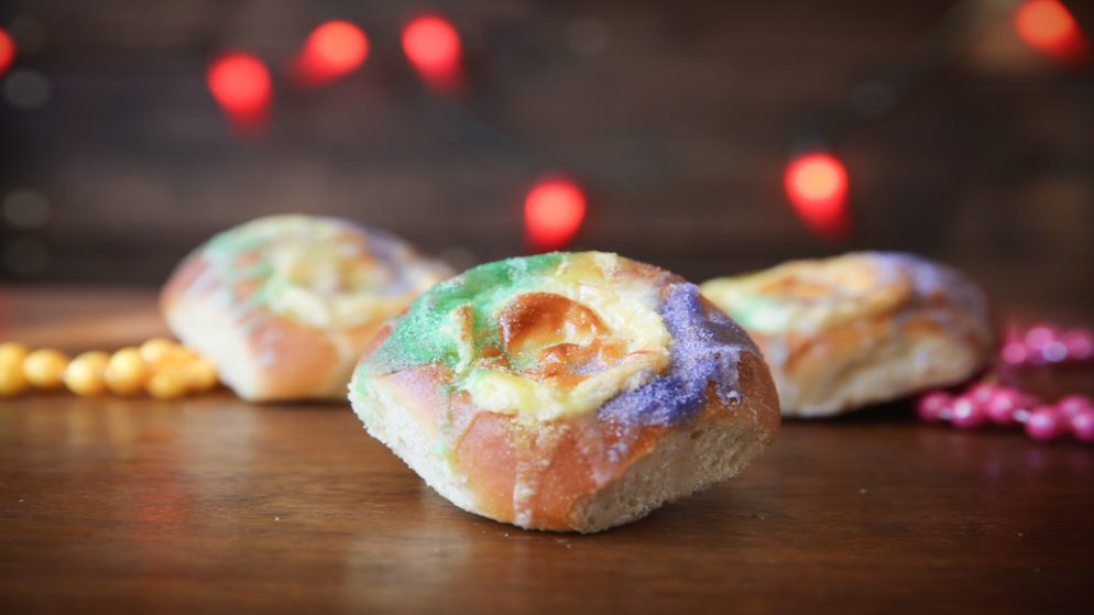 King Cake Kolaches Are Coming