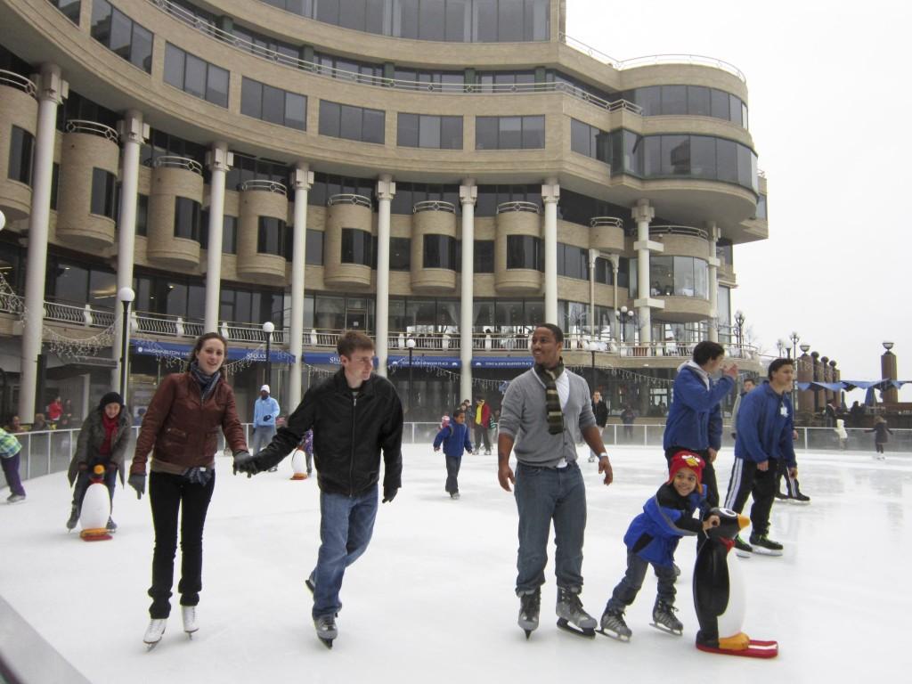 Georgetown Ice Skating