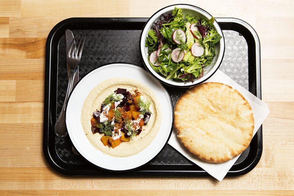 Open, Little Sesame: DGS Delicatessen's Hummus Shop Debuts