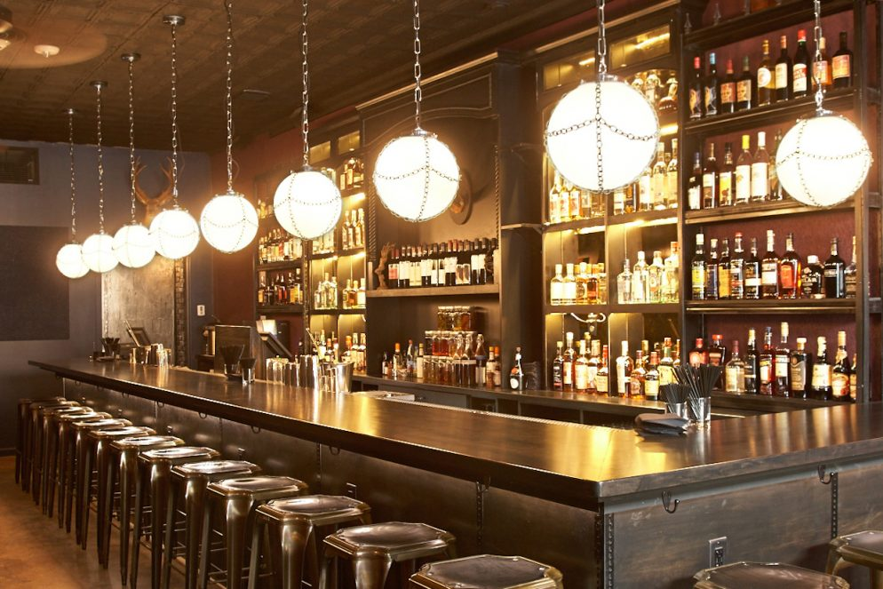 Take a Look Inside Petworth's Newest Bar: the Twisted Horn
