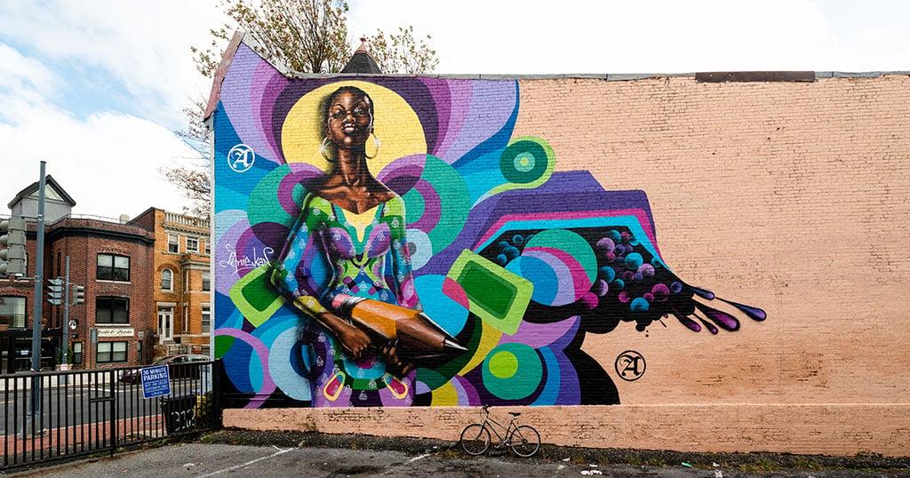 dc street art